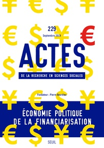 Économie politique de la financiarisation