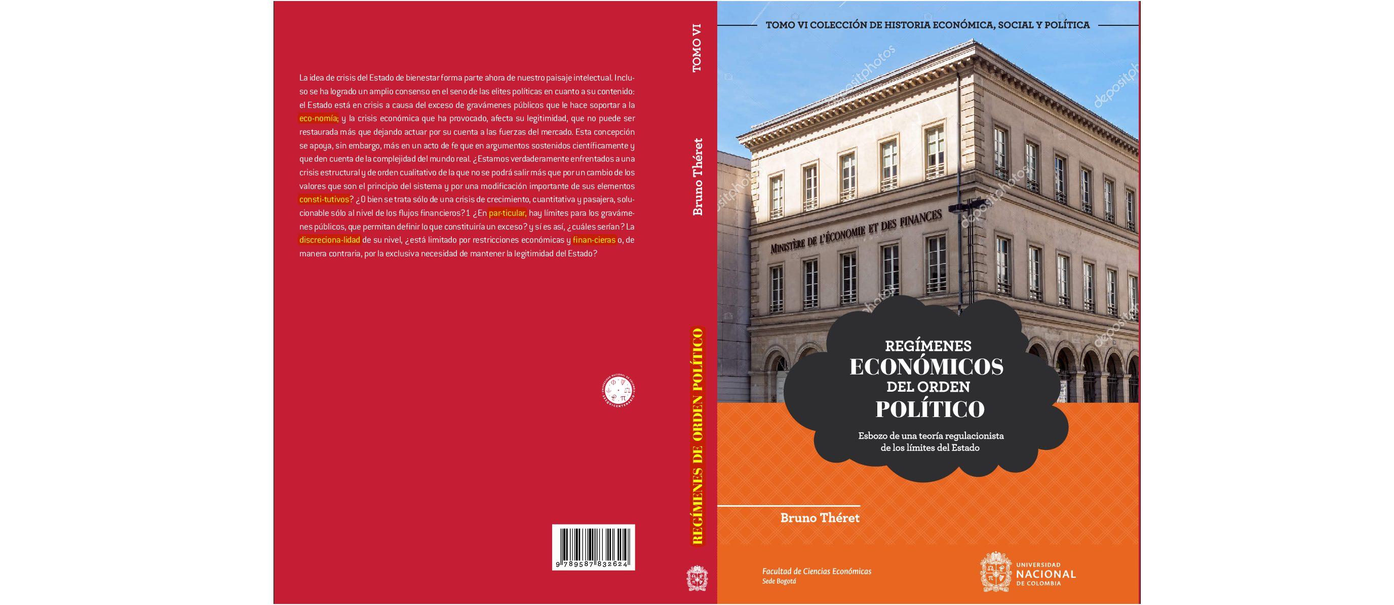 Régimes économiques de l'ordre politique / Regimenes economicos del orden politico